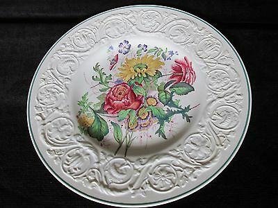 "Wedgwood Patrician Bognor Pat Pwf41 England 10 1/2"" Dinner Plate (8 Available)"