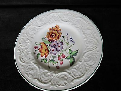 "Wedgwood Patrician Bognor Pat Pwf41 England 8 3/8"" Lunch Plate (5 Available)"