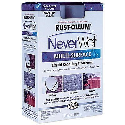 Rust Oleum 274232 Never Wet Multi Purpose Kit by Rust-Oleum (Size Name: 18 oz)