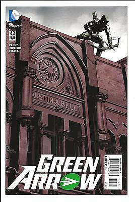Green Arrow # 42 (Sept 2015), Nm New