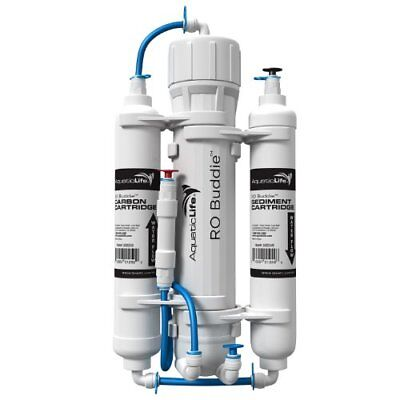 NEW Aquatic Life RO Buddie Three Stage Reverse Osmosis 100 Gallon FREE SHIPPING