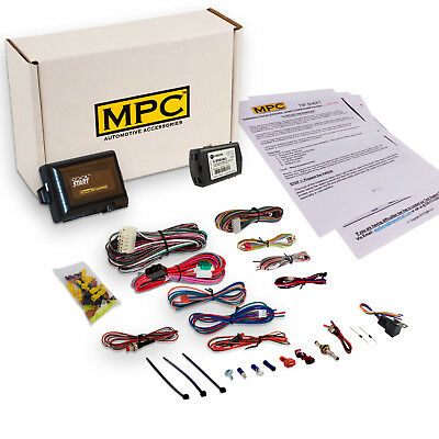 Add Remote Start To Your Mitsubishi 2006-14. Complete Kit-  Use Your OEM Remotes