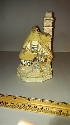 AUDREY'S TEA ROOM David Winter Cottage Collection 1991