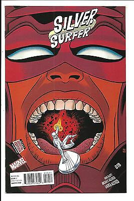 Silver Surfer # 10 (May 2015), Nm/m New