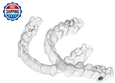 New Authentic Invisalign Aligners/Retainers for Sample, Arts and Craft Projects