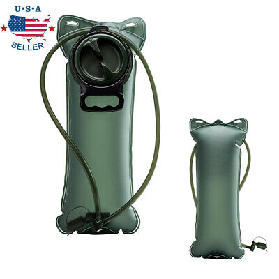 2L Bladder Water Bag Hydration Backpack System Camelbak Pack Camping Hiking USA