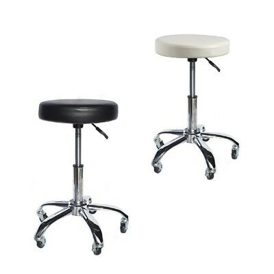 Hairdressing Round Salon Chair Cutting Barber Hairdressing Medical Tattoo Stool