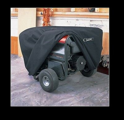 Classic Accessories 79537 Generator Cover, Large, Black by Classic Accessories