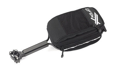 Xlc Bike Seatpost Mounted Pannier / Bag Rack With Bag for Bicycle Mtb