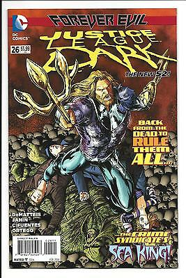 Justice League Dark # 26 (Dc Comics, The New 52! - Feb 2014), Nm