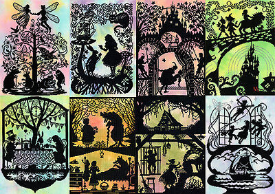 Bothy Threads FAIRY TALES Cross Stitch KITS 10 DESIGNS Peter Pan Alice Beauty