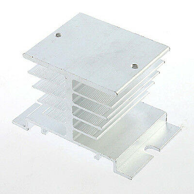 New Aluminum Heat Sink For Solid State Relay SSR Small Type Heat Dissipation B2