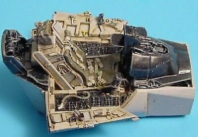 Aires 4191 1/48 F16C Falcon Cockpit Set For Hasegawa