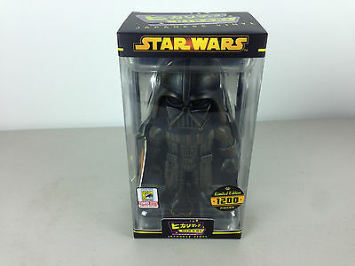 SDCC 2015 Exclusive Comic ConPOP Funko Hikari Star Wars Darth Vader Limited