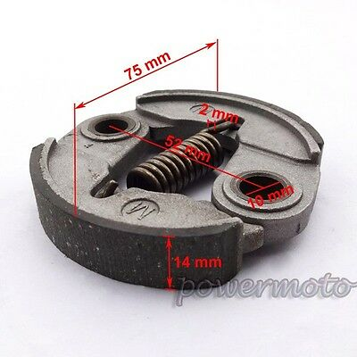 33cc 43cc 49cc Engine Clutch For Gas Petrol Scooters Super Pocket Bikes Minimoto