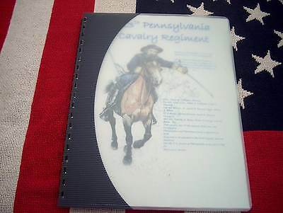 Civil War History of the 13th Pennsylvania Cavalry Regiment