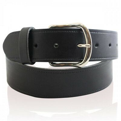 "New Mens Real Genuine Leather Belt 1"" & 1.25"" & 1.5"" Wide Belts Sizes 26""-55"""