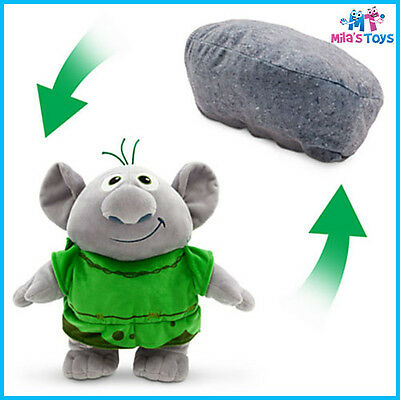 """Disney Frozen's Troll Reversible 10 1/2"""" Plush Doll Troy brand new with tags"""