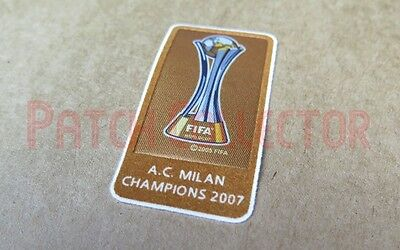 AC Milan Champions 2007 Soccer Patch / Badge