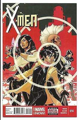 X-Men # 14 (Marvel Now! - July 2014), Nm New