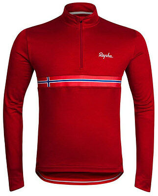 Rapha Long sleeve country jersey. Size – Extra Small. Various Colours. RRP £140.