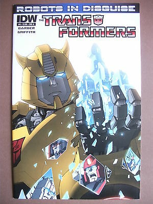Transformers: Robots In Disguise # 9 (Cover B, Sept 2012), Nm