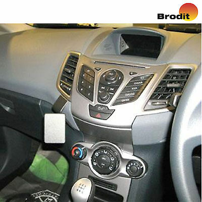 Brodit ProClip Dash Mount 654252 for Ford Fiesta 2009-2014 Angled Mount