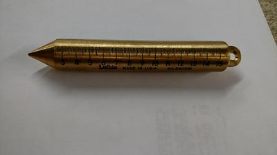 20 OZ PLUMB BOB. Apex Tool Group/Cooper Tools 590