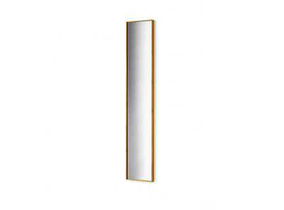 Lineabeta mirrors Canavera mirror with bamboo frame 81149