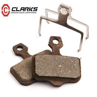 Avid Disc Brake Pads Organic Elixir R, Elixir CR New Clarks 1 Pair