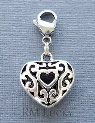 ONE Christmas Candy Clip On Charm Dangle Fits Link Chain floating locket C189