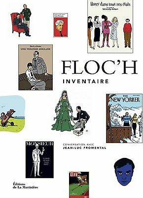 Bibliographie Eo Floc'h + Jean-Luc Fromental + Illustrations : Inventaire