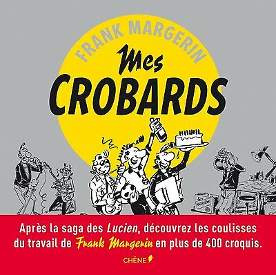 Eo Neuf Sous Blister + Bandeau + Frank Margerin : Mes Crobards