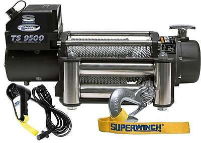 Superwinch Tiger Shark 9500 12v electric winch 4309 kg, BRAND NEW