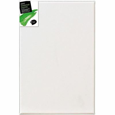 Hobbycraft 150 cm X 100 cm Stretched Canvas Oil Acrylic Paints Art Wooden Frame