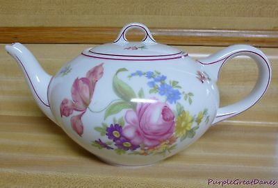 HUTSCHENREUTHER OLIVIA TEAPOT Coffee Pot w/ Lid Aelteste Hohenberg Germany No 19