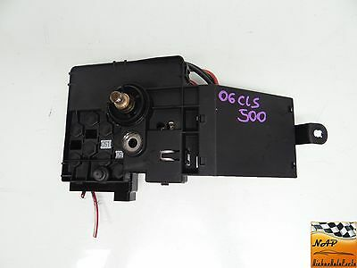 2006 mercedes cls 500 w219 fuse relay box module unit 013948371