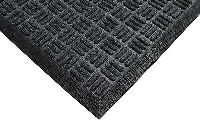 Gatekeeper Barrier Super-Absorbent Heavy-Duty Extra Thick Criss Cross Floor Mat
