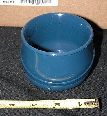 New Lot 4 Aladdin Temp Rite ALC330 5oz Thermal Bowls Blue