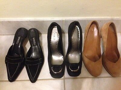Lot of  (3) Women's Shoes_Sz 7