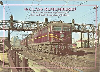 46 Class Remembered by Australian Railway Historical Society NSW Division...
