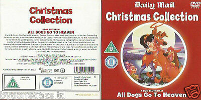 All Dogs Go To Heaven - Mail Promo Dvd (Free Uk Post)