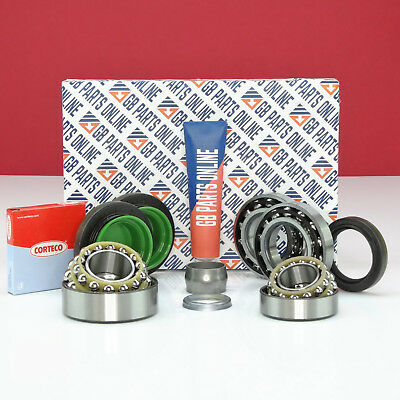 BMW 116 i 116 d 118 i 118 d axle diff parts bearings kit