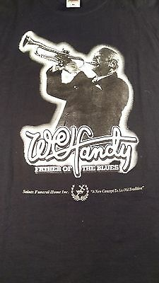 William C Handy T Shirt L Father Of The Blues