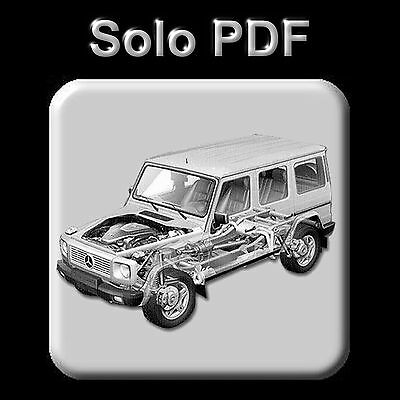 Mercedes G-Class (W463) - Repair Manual (Disassembly Assistant)