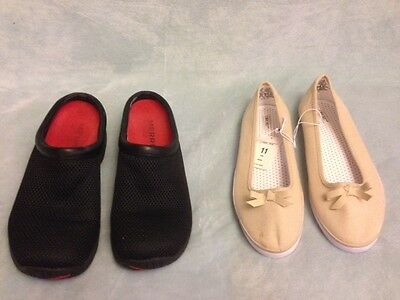 Lot Of 2 Women's Shoes_Sz 11