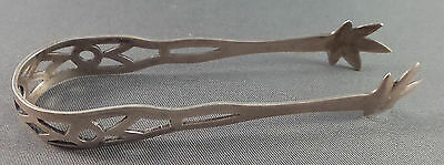 Cute Webster Sterling Sugar Tongs