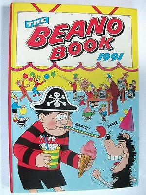 BEANO BOOK (Vintage from 1991) *Excellent As New Condition