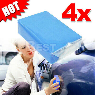 4X Magic Car Clean Clay Truck Auto Vehicle Bar Cleaning Soap Detailing Wash