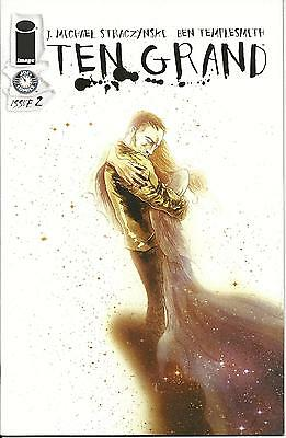 Ten Grand # 2 (Image Comics, First Print, Cover A, June 2013), Nm New